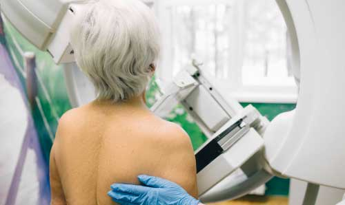 Mammographie Paris